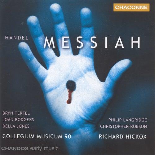 HANDEL: Messiah de Bryn Terfel