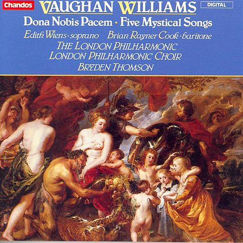 VAUGHAN WILLIAMS: Dona Nobis Pacem / 5 Mystical Songs by Brian Rayner Cook