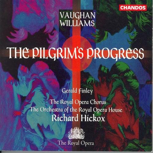VAUGHAN WILLIAMS: Pilgrim's Progress (The) by Adrian Thompson