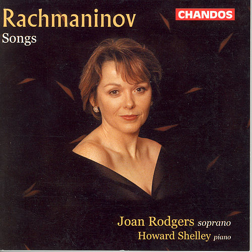 RACHMANINOV: Songs by Howard Shelley