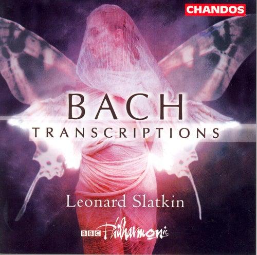 Bach Transcriptions von Leonard Slatkin