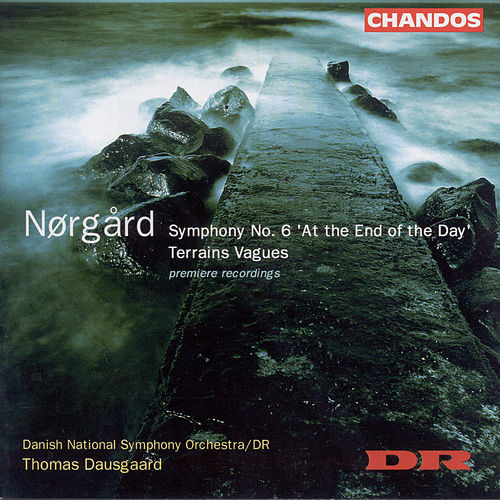 NORGARD: Symphony No. 6 / Terrains Vagues von Thomas Dausgaard