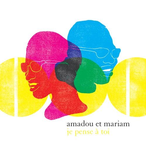 Je pense à toi de Amadou & Mariam