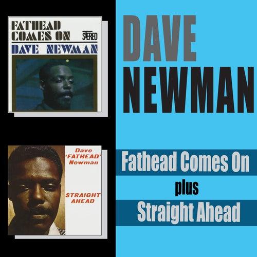 Fathead Comes on + Straight Ahead van David 'Fathead' Newman