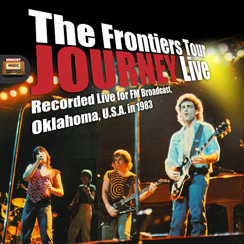 The Frontiers Tour von Journey