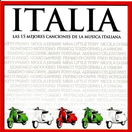Italia, Las 15 Mejores Canciones de la Musica Italiana von Various Artists
