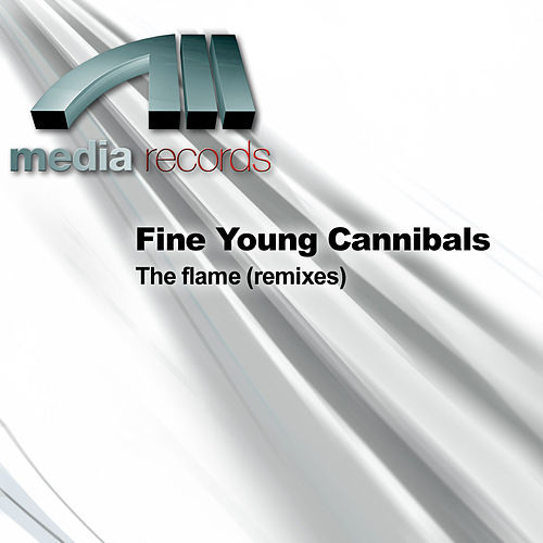 The flame (remixes) by Fine Young Cannibals