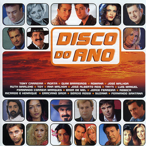 Disco do Ano 2013 by Various Artists