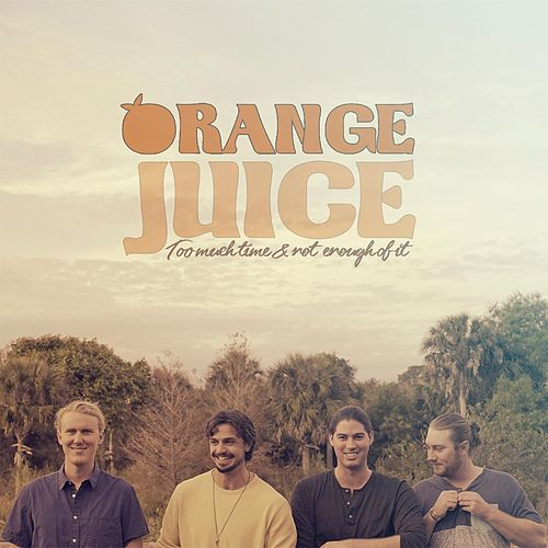 Too Much Time & Not Enough of It by Orange Juice