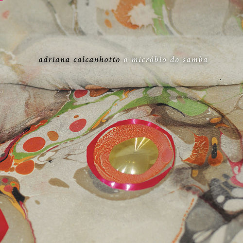 O Micróbio do Samba (Jewel Case Version) de Adriana Calcanhotto
