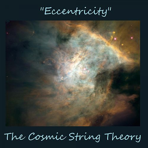 Eccentricity by The Cosmic String Theory