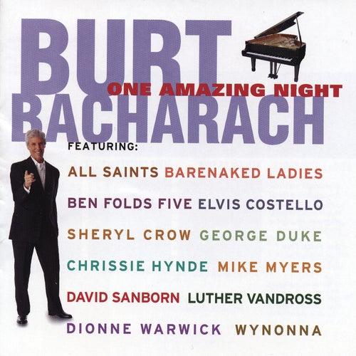 One Amazing Night de Burt Bacharach
