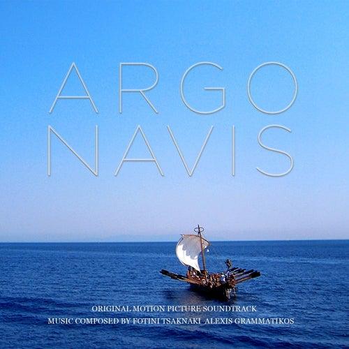 Argo Navis by Fotini Tsaknaki