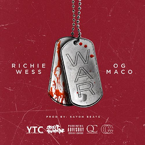 War (feat. Og Maco) by Richie Wess