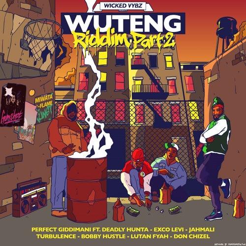Wuteng Riddim, Pt. 2 by Various Artists
