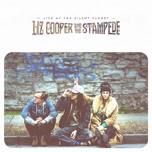 Live at the Silent Planet von Liz Cooper