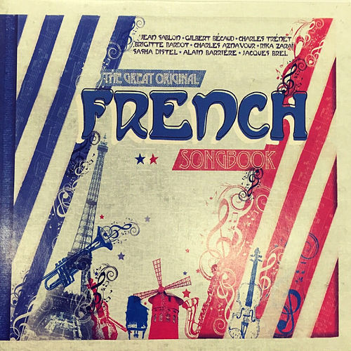 The Great Original French Songbook de Various Artists