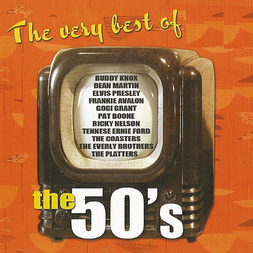 The Very Best of the 50's de Various Artists