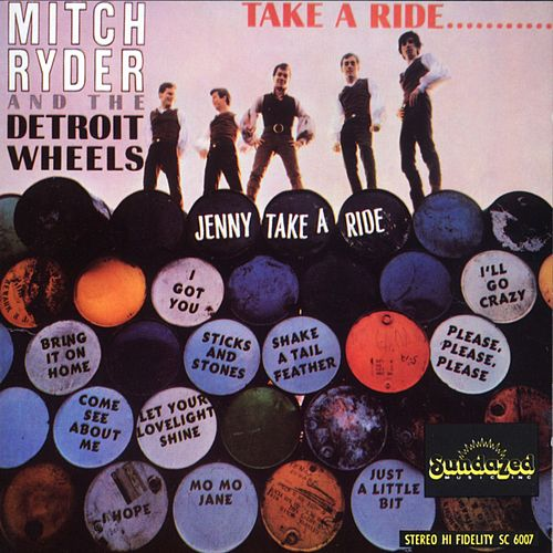 Take A Ride de Mitch Ryder