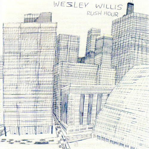 Rush Hour by Wesley Willis