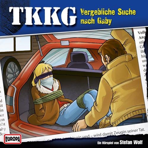 124/Vergebliche Suche nach Gaby von TKKG
