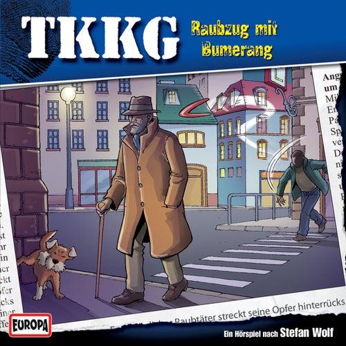 138/Raubzug mit Bumerang von TKKG