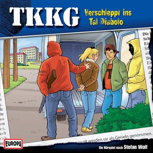 137/Verschleppt ins Tal Diabolo von TKKG