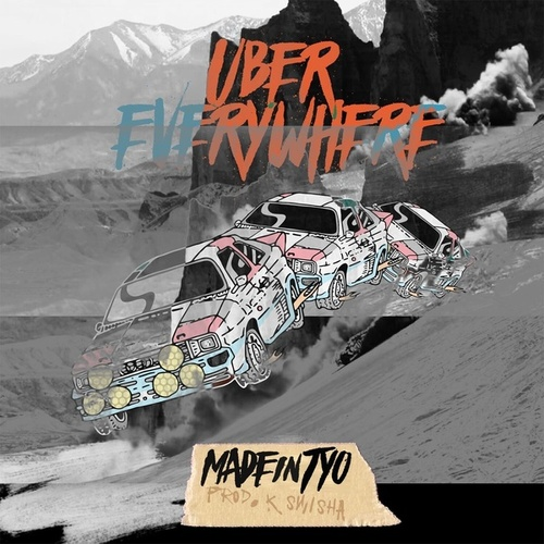 Uber Everywhere de MadeinTYO