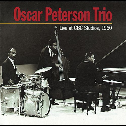 Live at CBC Studios 1960 de Oscar Peterson