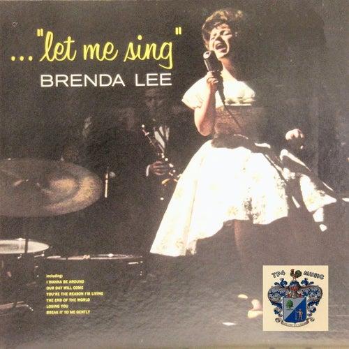 Let Me Sing by Brenda Lee