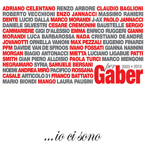 ...Io ci sono di Various Artists