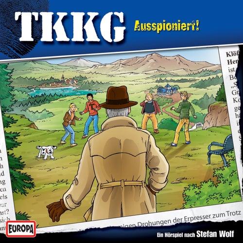 187/Ausspioniert! by TKKG