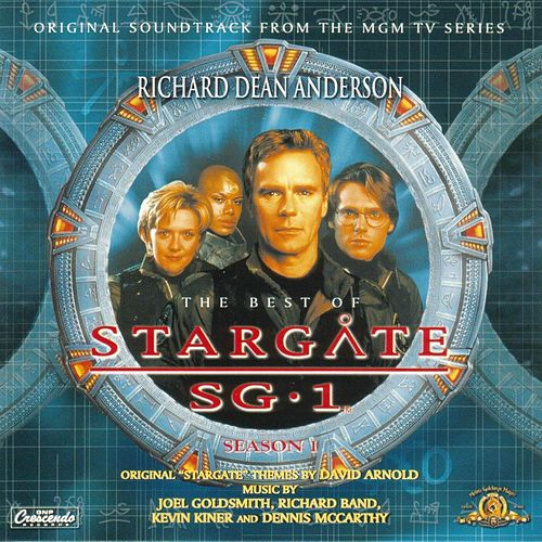The Best Of Stargate SG 1 von Original Soundtrack