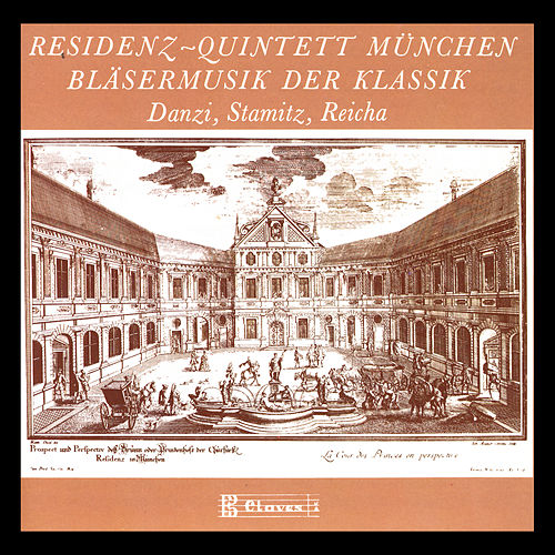 Bläsermusik Der Klassik by Various Artists
