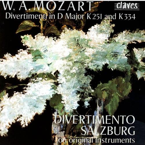 Mozart: Divertimenti K. 251 by Wolfgang Amadeus Mozart