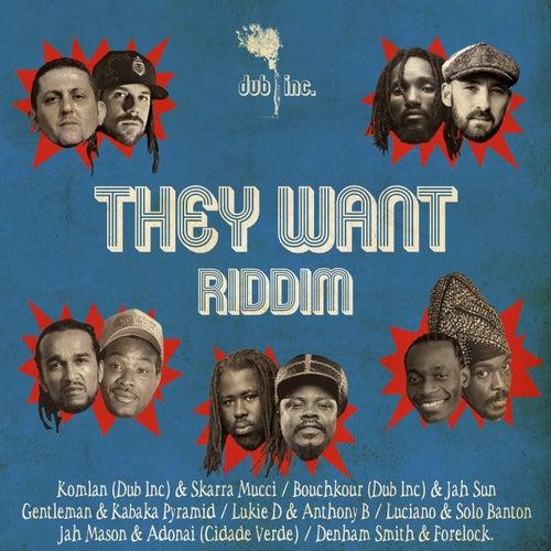 They Want Riddim by Dub Inc.
