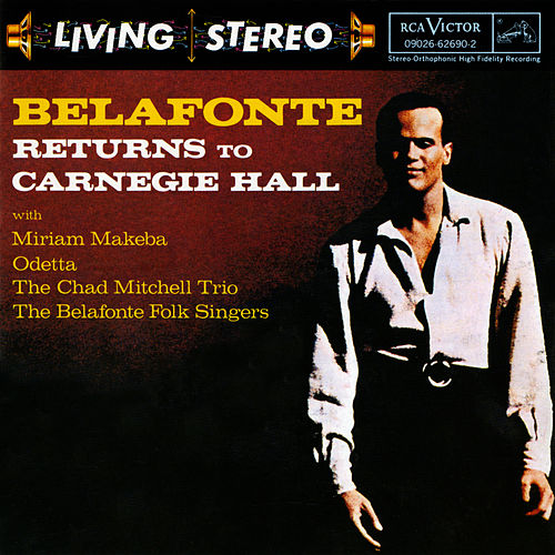 Belafonte Returns to Carnegie Hall (Live) de Harry Belafonte