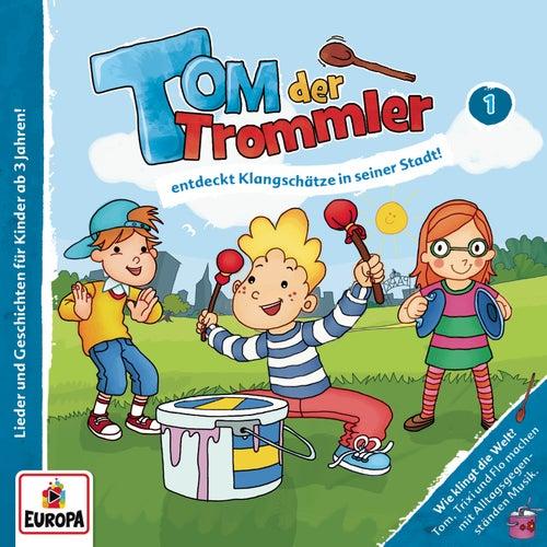 01/Tom der Trommler entdeckt Klangschätze in seiner Welt von Tom der Trommler