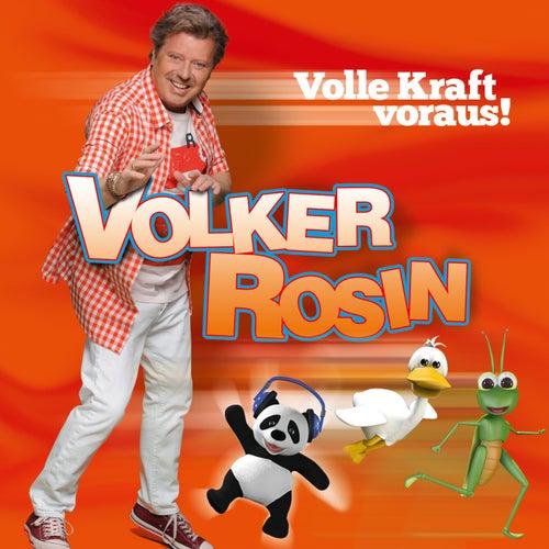 Volle Kraft voraus von Volker Rosin