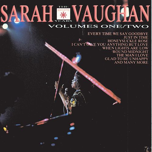 The Roulette Years (1960-1963) de Sarah Vaughan