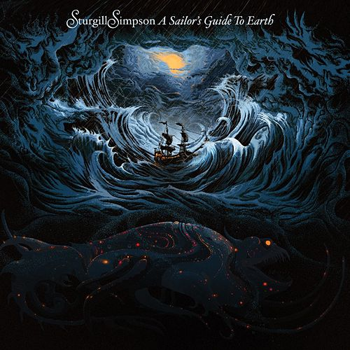Brace For Impact (Live A Little) by Sturgill Simpson