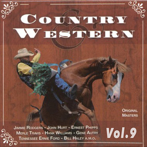 Country And Western Original Masters Vol.9 de Various Artists