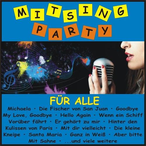 Mitsing-Party für alle von Orchester Ambros Seelos