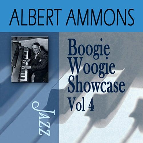 Boogie Woogie Showcase, Vol. 4 by Albert Ammons
