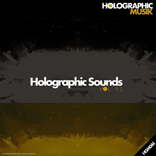 Holographic Sounds, Vol. 01 - EP by Various Artists