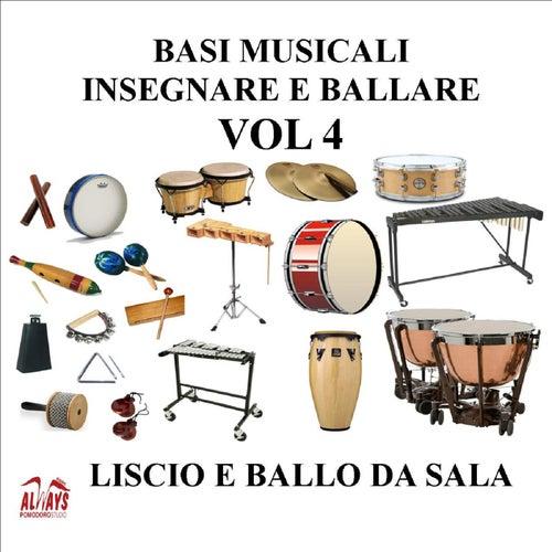 Basi Musicali, Insegnare e ballare, Vol. 3 (Standard) (Liscio E Ballo da Sala) di Bernardo Lafonte