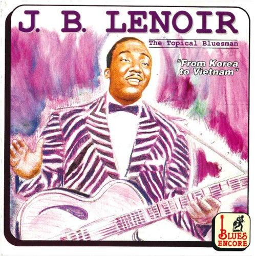 The Tropical Bluesman de J.B. Lenoir