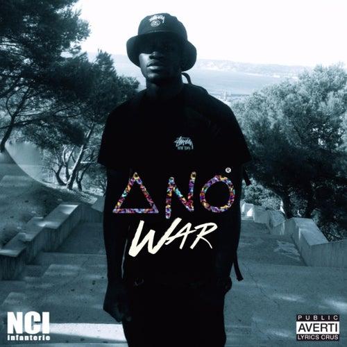 War by A.N.O.