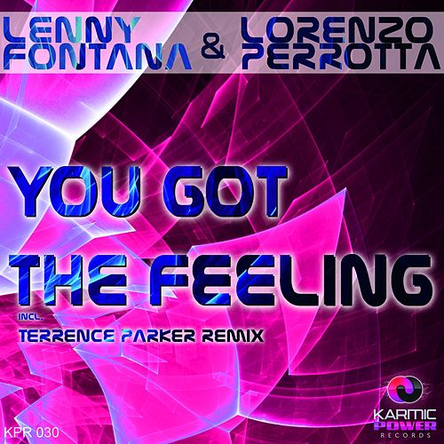 You Got the Feeling von Lorenzo Perrotta Lenny Fontana