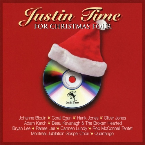 Justin Time for Christmas, Vol. 4 de Various Artists